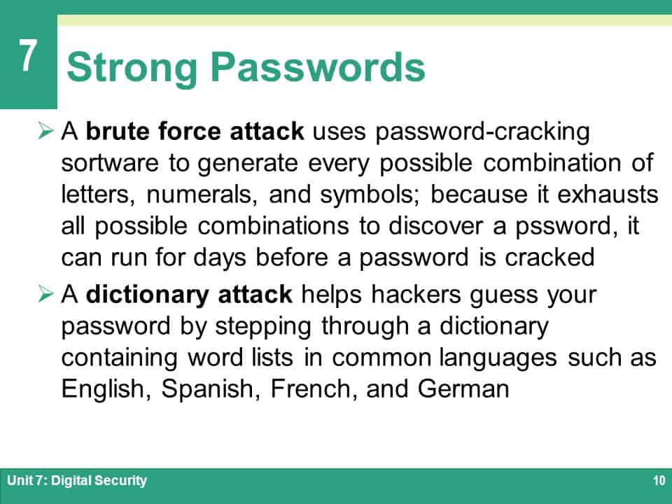 A Beginners Guide for Cracking Complex Passwords By Hacksinfo
