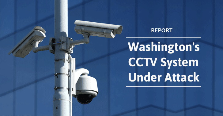 Two Romanian hackers charged for infiltrating 65% of Washington's outdoor surveillance cameras By Hacksinfo