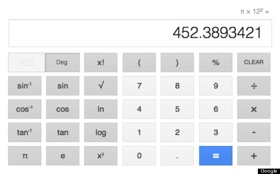 Use Google as A calculator! By Hacksinfo